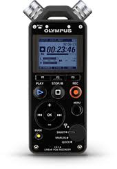 Dictaphone Olympus n1 Linear PCM Recorder LS 5